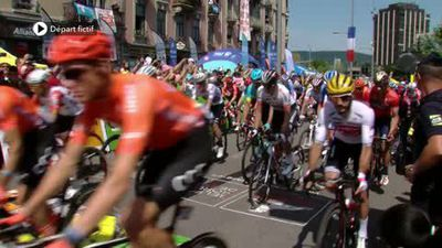 Groenewegen wins stage seven, Ciccone retains overall lead