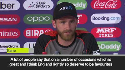 'Whatever dog we are .... New Zealand underdogs ahead of WC final vs England
