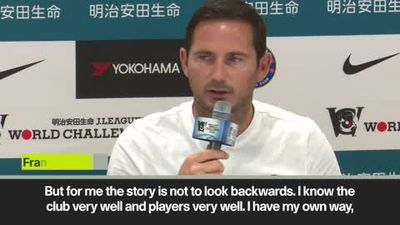 'I don't need new players' - Lampard happy with team despite transfer ban