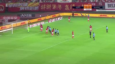 Paulinho hat-trick hands Benitez his first CSL defeat as Dalian Yifang manager
