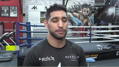 Amir Khan announces fight with Manny Pacquiao in Riyadh