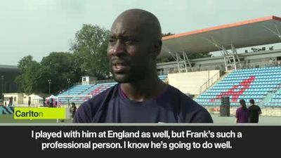 Carlton Cole says Lampard 'has to produce as Chelesa not an easy job'