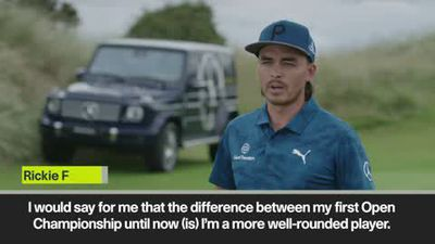 Fowler 'more rounded player' as he prepares for The Open Championship