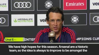 Emery aims to 'sign three or four players'