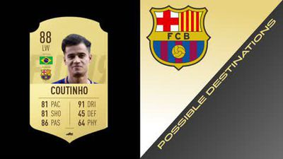 Coutinho - will he move?