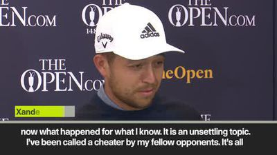 'They attempted to ruin my image' - Schauffele on R&A
