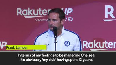 'Chelsea a club very, very close to my heart' – Lampard on coaching the 'Blues'