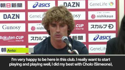'I did my best to make things right with Atletico' Griezmann