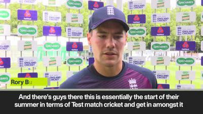 Rory Burns says Jason Roy can be a hit in Test cricket for England