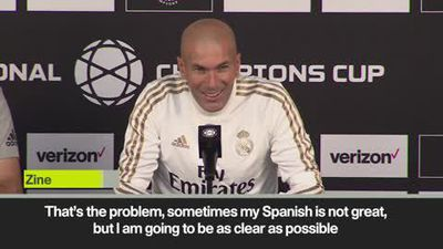 'Bale didn't want to play against Bayern' Zidane