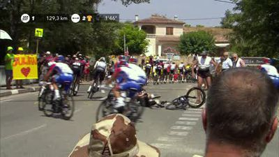 Ewan wins stage 16 at the Tour de France as Thomas crashes, Alaphilippe leads