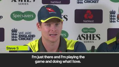 'Easy to block out thoughts while batting' - Smith