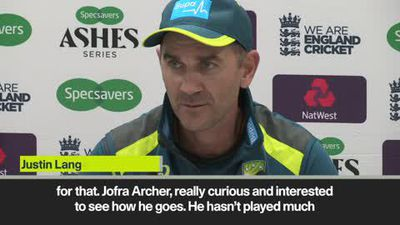 'Steve Smith will rehearse for Jofra Archer' - Langer