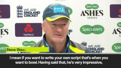 'Archer commands Australian respect' - Steve Waugh