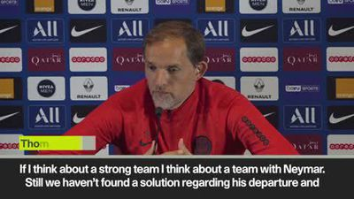'It's between Neymar & the club' PSG coach Tuchel