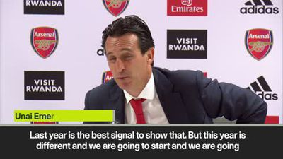 'Liverpool and Man City gap will be reduced by Arsenal' - Emery