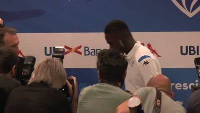 It was my dad's dream to see me play for Brescia - new signing Balotelli