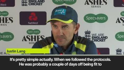 Why Steve Smith isn't selected in third Ashes Test - Langer