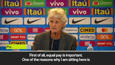 'Equal pay is important… that's the reason I am here' – Sundhage on women's football parity