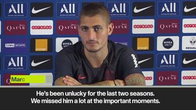 'I want Neymar to stay at PSG' Verratti