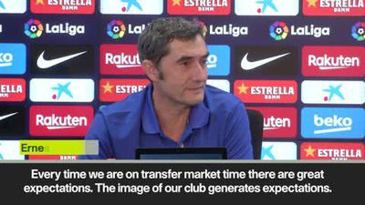 'This is boring' Valverde on Neymar