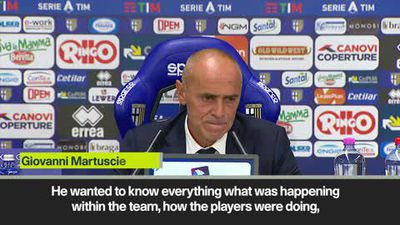 'Sarri was happy with the result' – Martusciello after Juventus beat Parma 1-0
