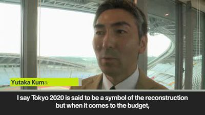 """""""Where does all the money go?"""" asks mayor of Rifu with regard to Olympic funding for his city"""