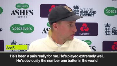 Joe Root happy with Ashes series draw