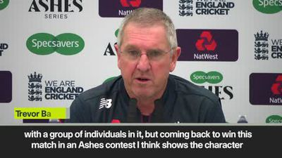 'Only one job I'd take on – Australia' outgoing England coach Trevor Bayliss after Ashes ends in ...
