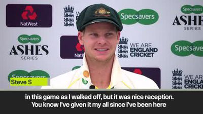 'I am petty cooked!' – Steve Smith