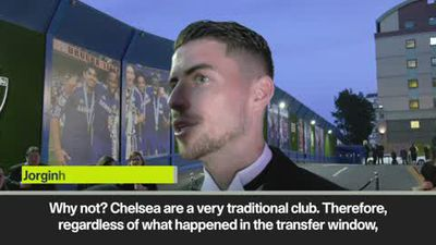 Chelsea to win the UCL? 'Why not?' says Jorginho ahead of Valencia group stage clash