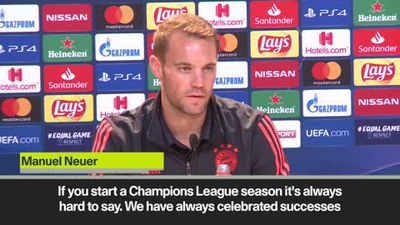 """Exit against Liverpool"" motivates Bayern says Neuer ahead of UCL opener"