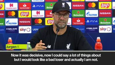 Klopp bemused by VAR penalty decision as UCL holders Liverpool stunned by Napoli