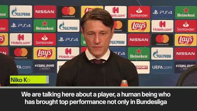 Kovac backs Neuer in conflict with ter Stegen as Bayern beat Red Star in UCL