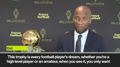'Salah & Mane have a big chance' Ballon d'Or ambassador Drogba