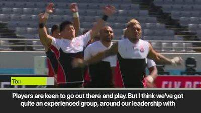 'We want to show Japan rugby is strong'