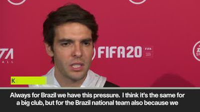 'If you don't win the World Cup maybe you are a failure' Kaka on Neymar