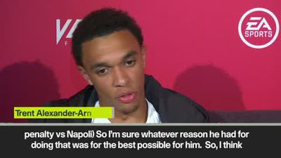 'We texted him to make sure he's OK' Andy Robertson de-activated his twitter account after missin...