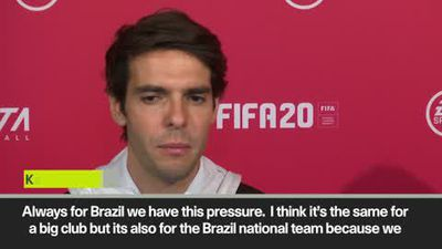 'If you don't win the World Cup, maybe you are a failure' Kaka on Neymar