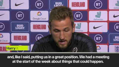 'England fully focused on Bulgaria' Kane