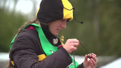 'Ludicrous' World Conker Championships in rural England