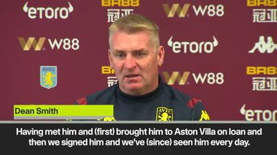 Villa boss Smith heaps praise on Mings after Bulgaria racism storm