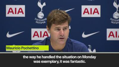 Pochettino would 'support' walk off if his players were subjected to racial abuse