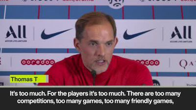 'Busy schedule kills players' says Tuchel as Neymar out for four weeks