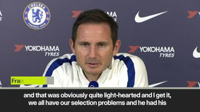 Lampard slams France over Kante