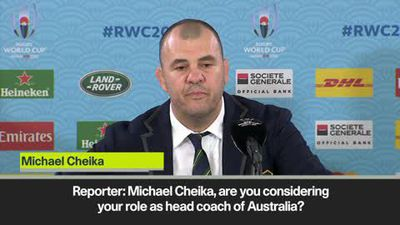 Find some compassion for me, begs disconsolate Cheika
