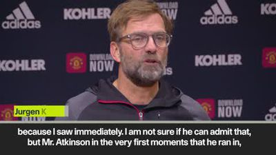 Klopp 'was 100% sure VAR would overrule Rashford's goal'