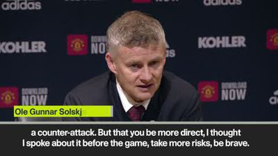'MU should play like Liverpool' Solskjaer