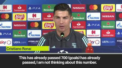 Cristiano Ronaldo on 700 career goals and his next targets in football