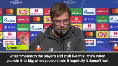 Klopp thinks seven Liverpool Ballon d'Or nominees is 'normal'